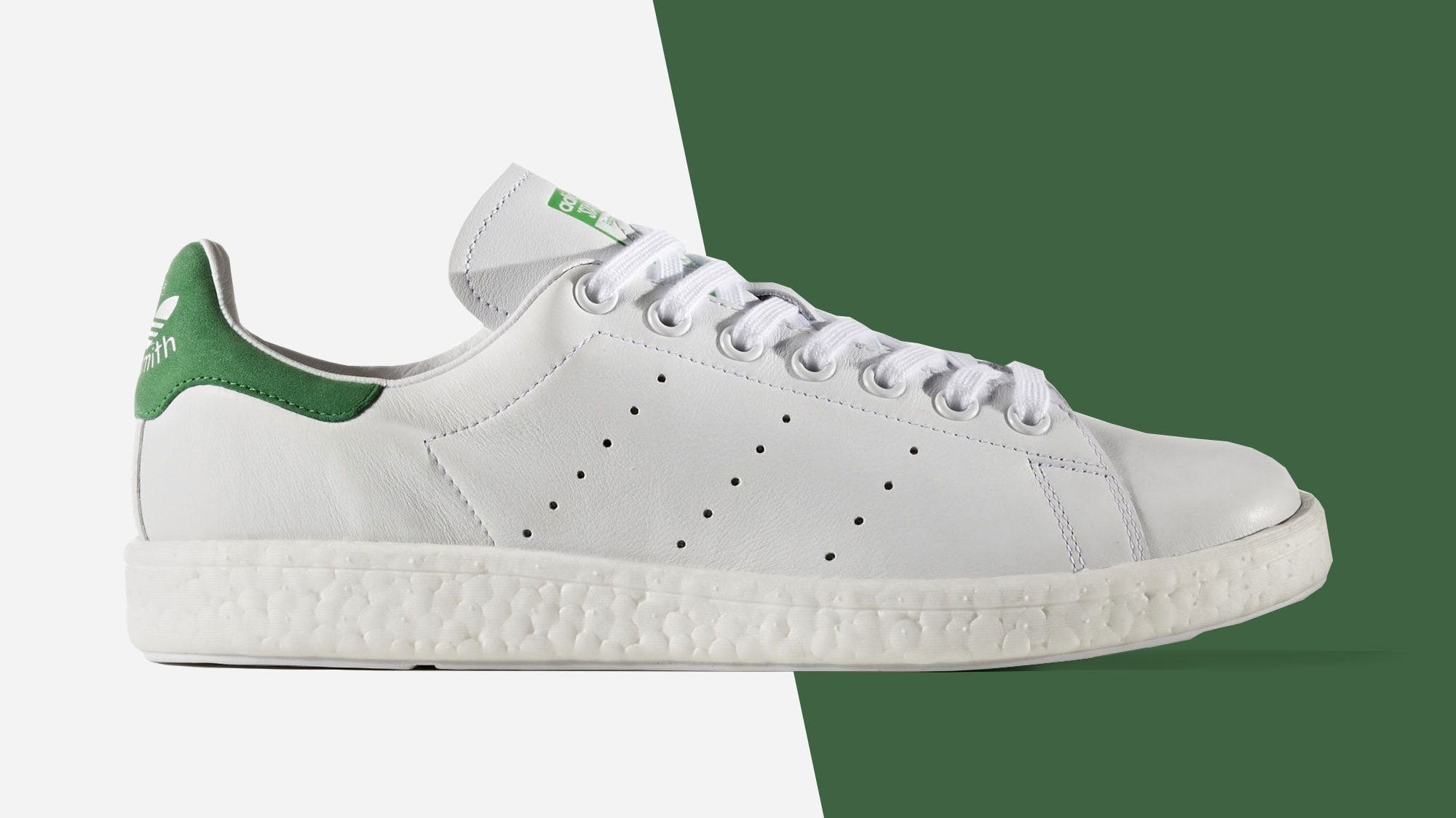 90% of Adidas Products Will Be Sustainable By 2025, Leather-Free Stan Smith Leads the Way