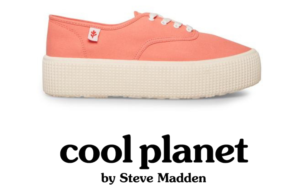 Cool Planet: Steve Madden Just Launched An Affordable, Sustainable Footwear Brand