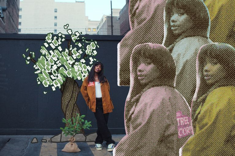 SZA Is Tackling Environmental Racism By Bringing More Trees to BIPOC Communities