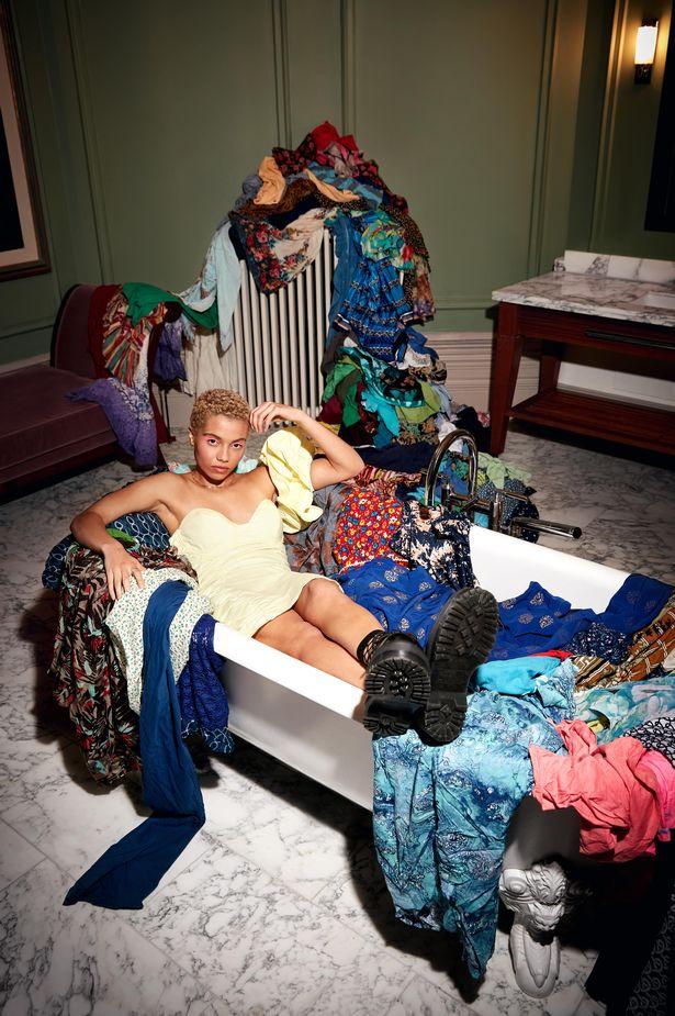 3.5 Tonnes of Upcycled Trash Walked the Runway at London Fashion Week