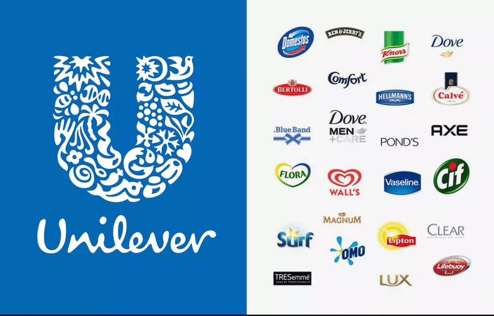 70,000 Unilever Products May All Soon Have Carbon-Footprint Labels