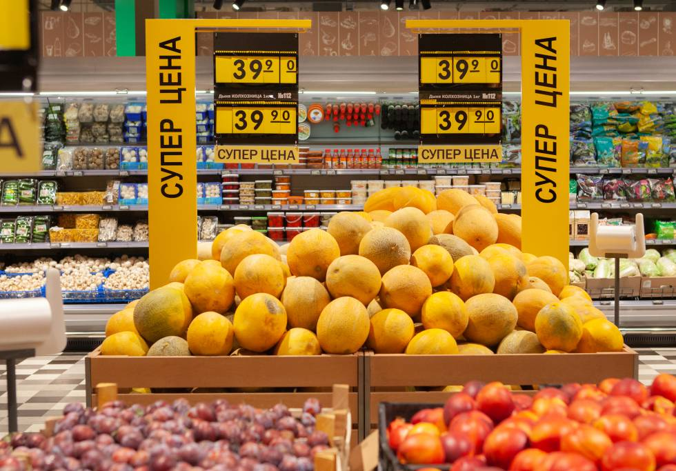 Russia's Largest Supermarket Chain Goes Super Sustainable